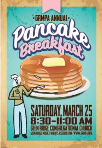 GRMPA Pancake Breakfast